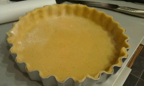 Cream Cheese And Spinach Quiche Baking Making And Crafting