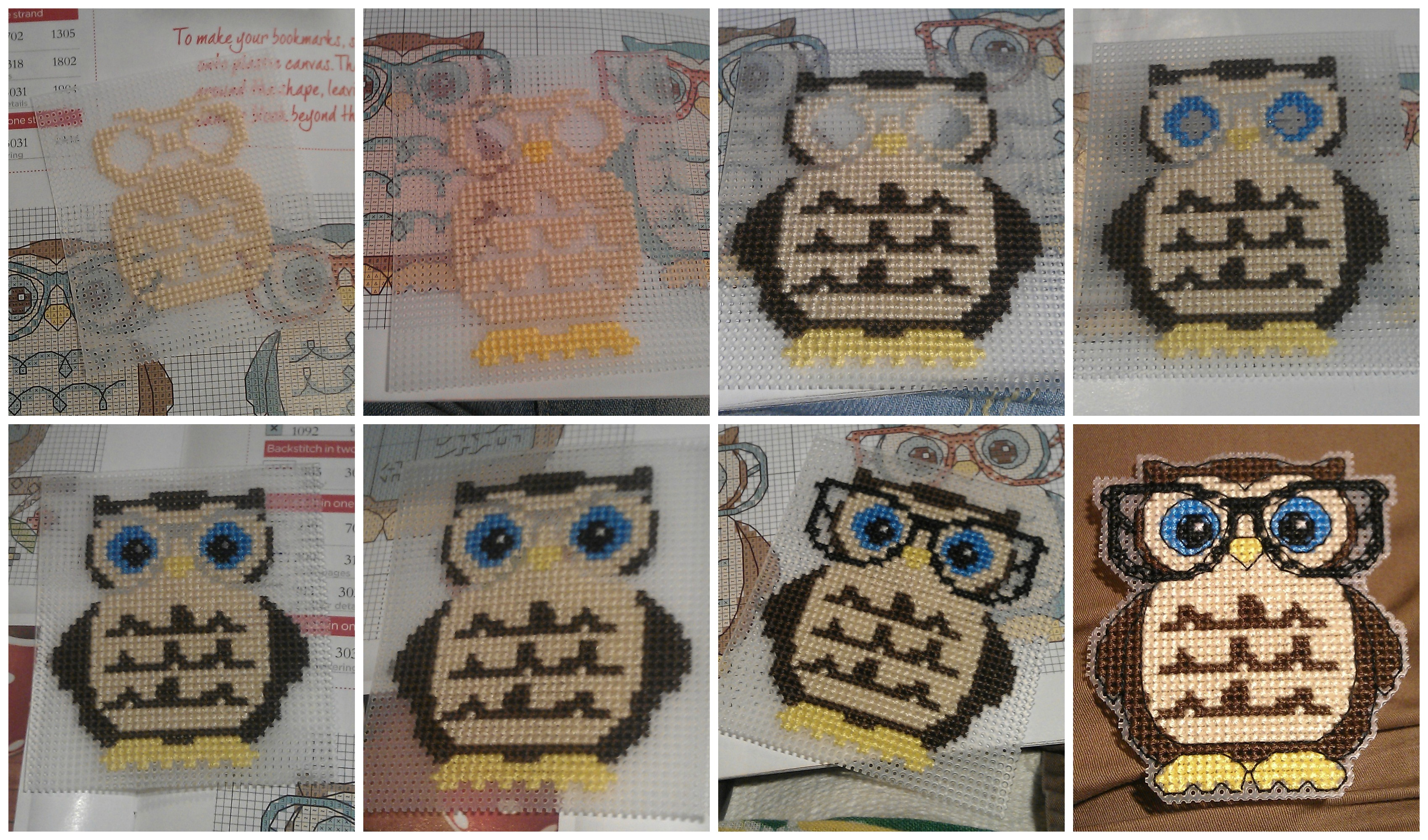 My intelligent owl bookmark oh and yeah we have some big news owl stitch bankloansurffo Gallery