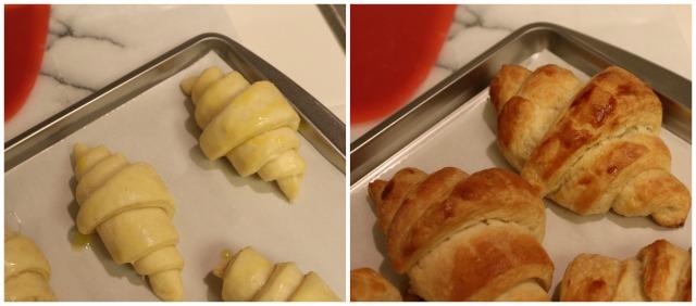 20 Minute Croissants
