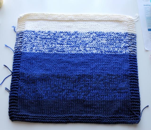 Knit Cushion Cover