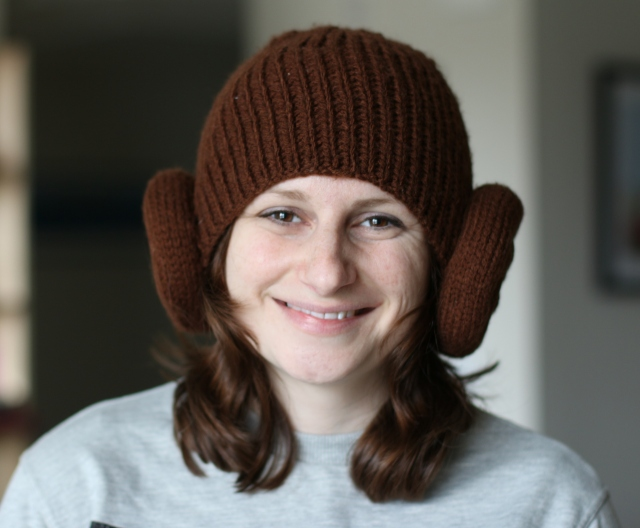 Princess Leia hat
