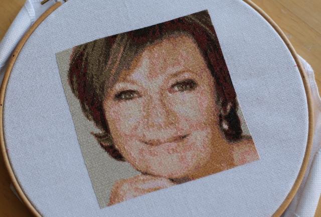 Delia Smith Crossstitch