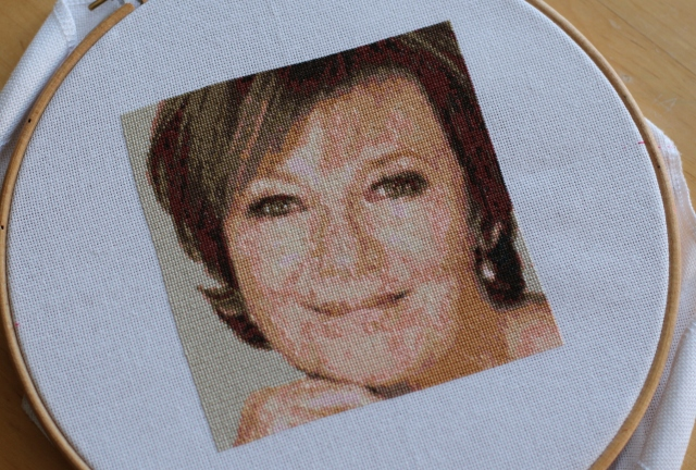 Delia Smith Crossstitch