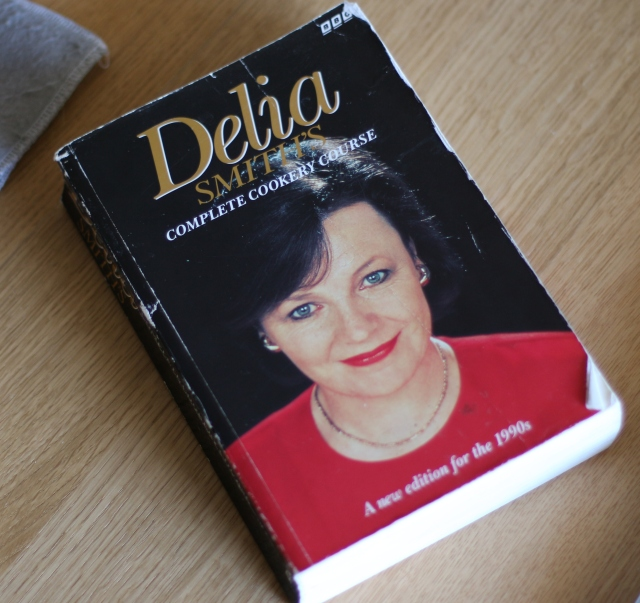 Delia Smith's Complete Cookery Course