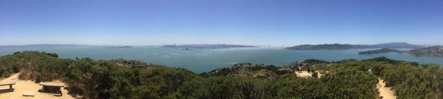 Angel Island View