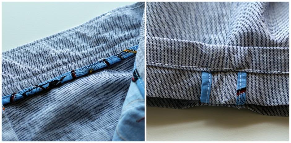 Jedediah Shorts Binding