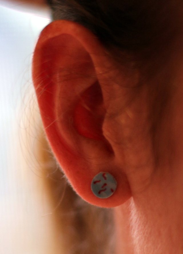 Mycobacteria Ear Studs