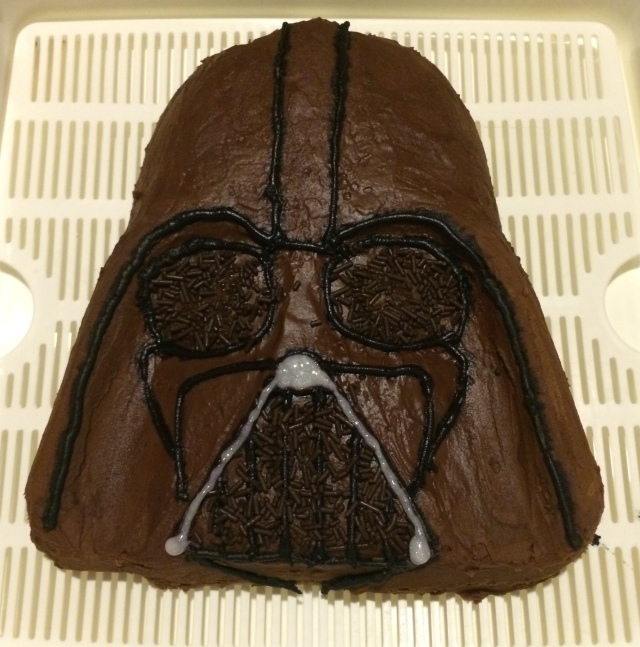 Darth Cake-r