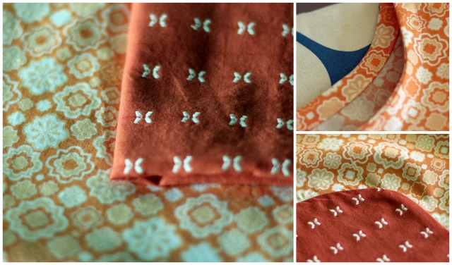 Polly Top Details