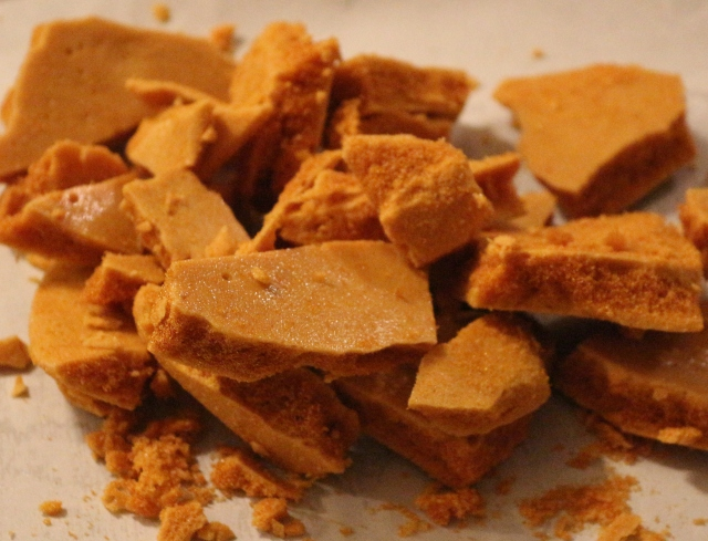 Fiery Cinder Toffee