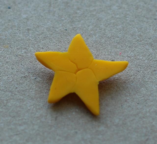 Polymer Clay Starfish