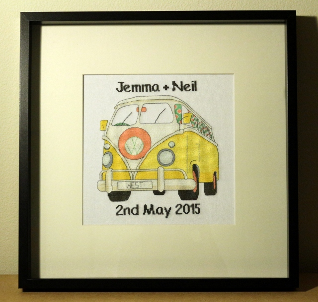 Wedding Camper Stitch