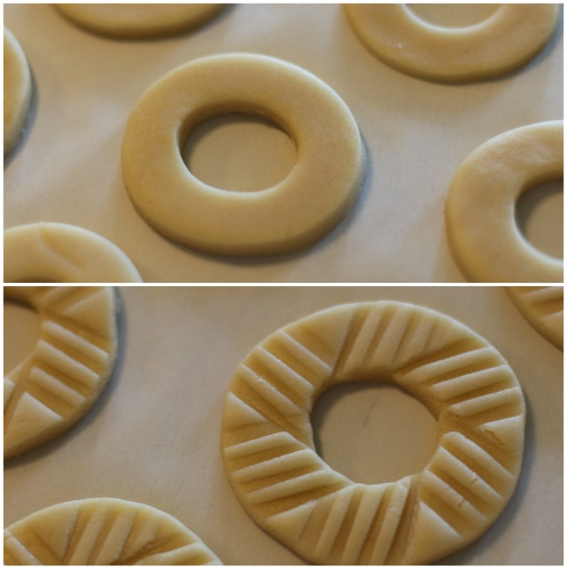 Party Rings Roll and Cut