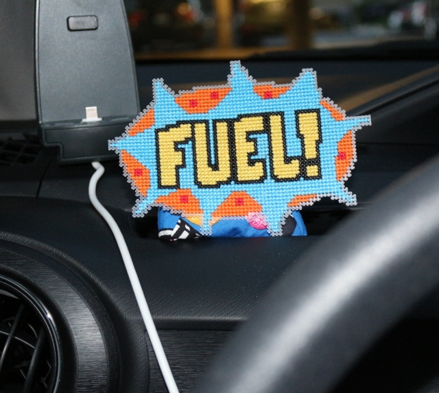 Fuel! Sign
