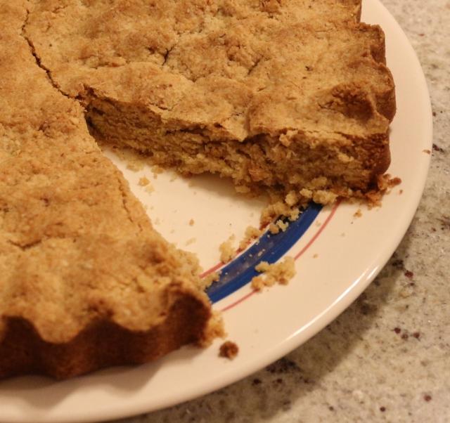 Almond Crunch Tart