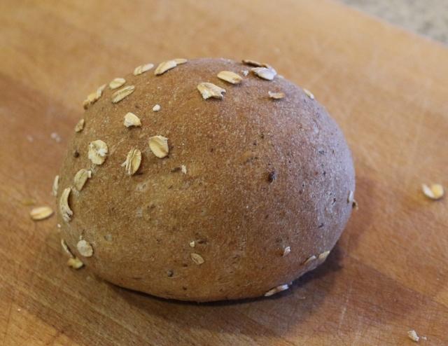 Seedy Wholewheat Rolls
