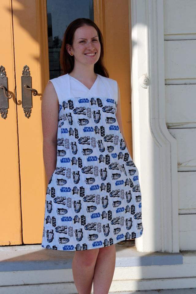 Given a Chance Dress: R2-D(ress)2