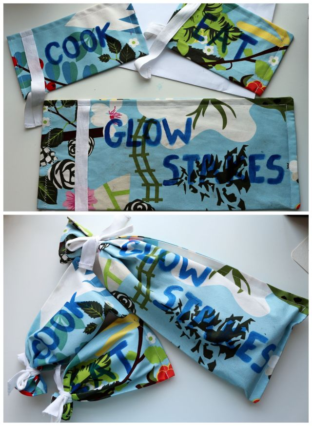Labelled Bags