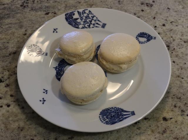 Macaron Ice Cream Sandwiches