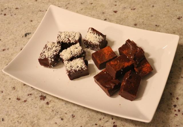 Cheaty McCheaterson's Chocolate Fudge