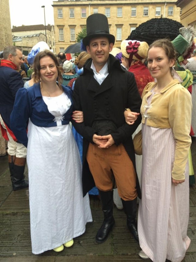 Jane Austen Festival Promenade 2016